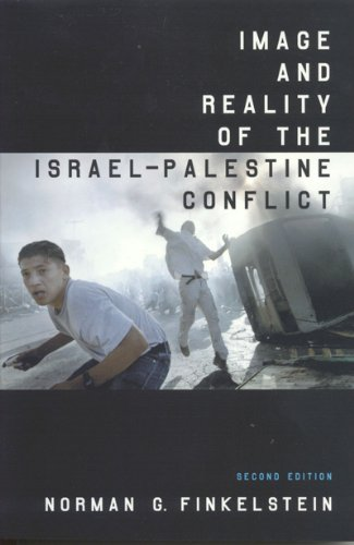 Image and Reality of the Israel-Palestine Conflict  2nd 2003 (Revised) edition cover