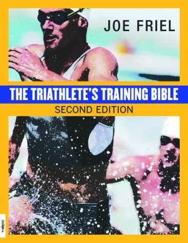 Triathelete's Training Bible  2nd 2004 edition cover