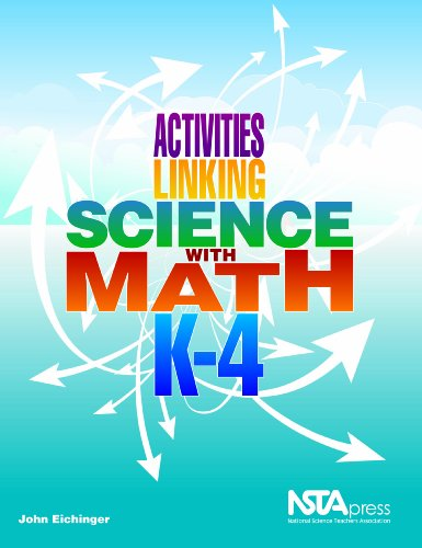 Activities Linking Science with Mathematics, Grades K-4   2009 edition cover