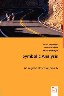 Symbolic Analysis:   2008 9783836481427 Front Cover