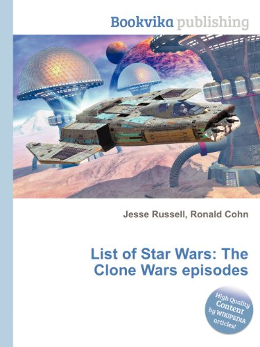 List of Star Wars: The Clone Wars Episodes  0 edition cover