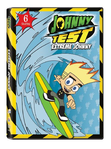 Johnny Test: Extreme Johnny System.Collections.Generic.List`1[System.String] artwork