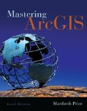 MASTERING ARCGIS               N/A edition cover