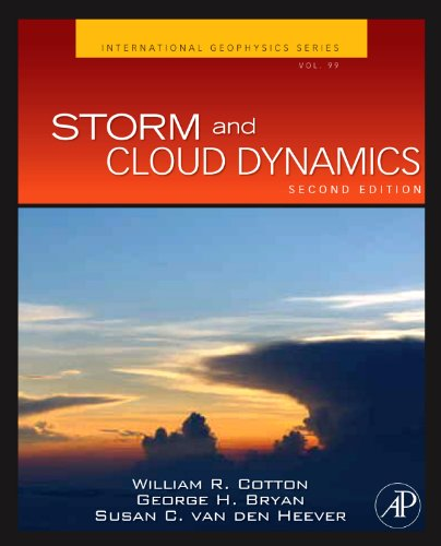 Storm and Cloud Dynamics  2nd 2010 edition cover
