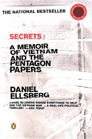 Secrets A Memoir of Vietnam and the Pentagon Papers  2002 edition cover