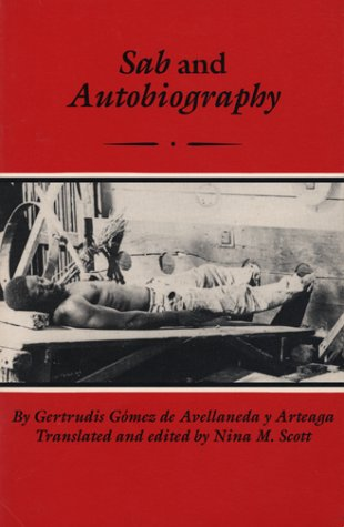 Sab and Autobiography   1993 edition cover