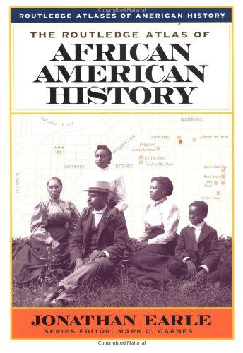 Routledge Atlas of African American History   2000 edition cover