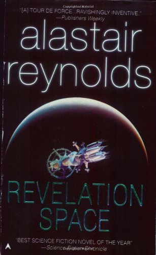 Revelation Space  Reprint  edition cover