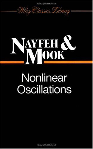 Nonlinear Oscillations  1st 1979 edition cover