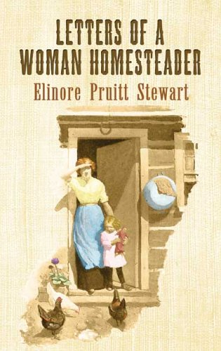 Letters of a Woman Homesteader   2006 edition cover