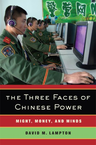 Three Faces of Chinese Power Might, Money, and Minds  2008 edition cover
