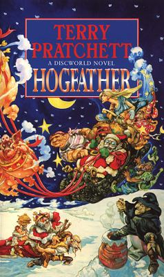 Hogfather (Discworld S.) N/A 9780552145428 Front Cover