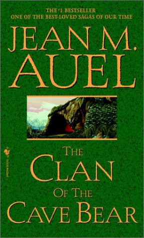 Clan of the Cave Bear  N/A edition cover