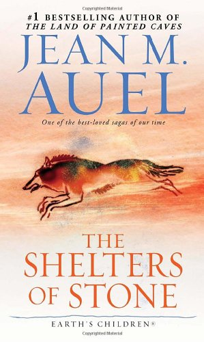 Shelters of Stone Earth's Children, Book Five  2002 9780553289428 Front Cover