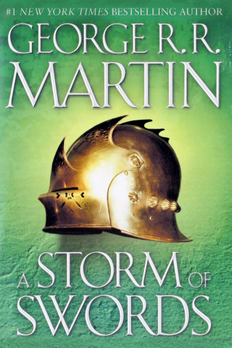 Storm of Swords   2000 (Reissue) edition cover