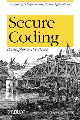 Secure Coding Principles and Practices  2003 edition cover