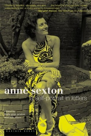 Anne Sexton A Self-Portrait in Letters  2004 edition cover