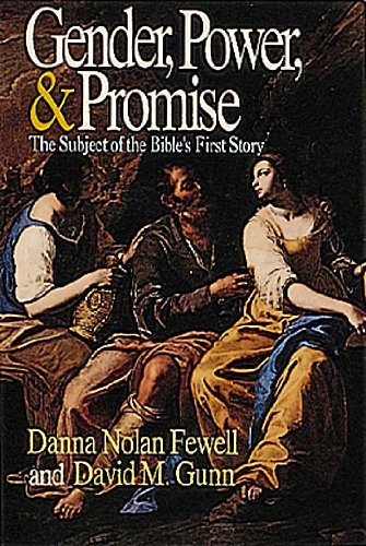 Gender, Power and Promise The Subject of the Bible's First Story  1993 edition cover