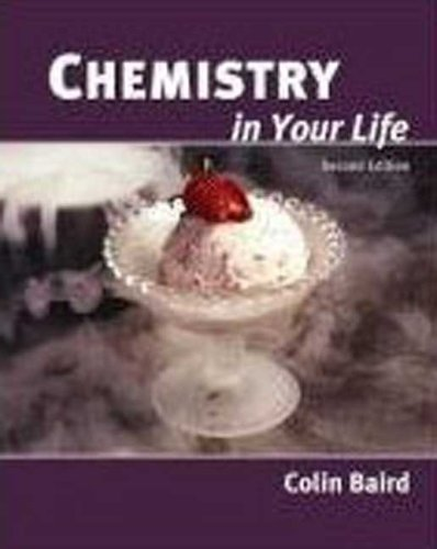 Chemistry in Your Life  2nd 2006 edition cover