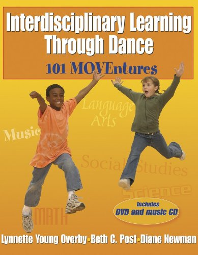 Interdisciplinary Learning Through Dance 101 MOVEntures  2005 edition cover