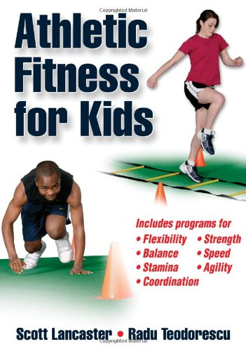 Athletic Fitness for Kids   2008 edition cover