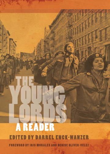 Young Lords A Reader  2010 edition cover