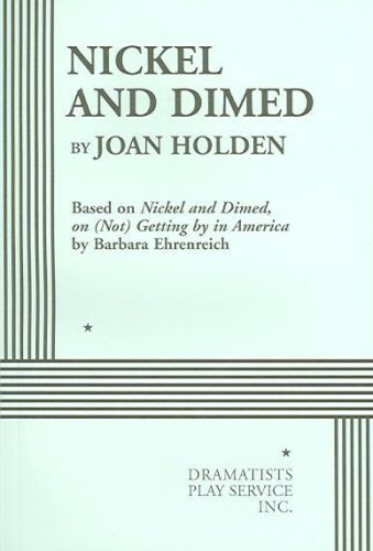 Nickel and Dimed On (Not) Getting by in America  2005 edition cover