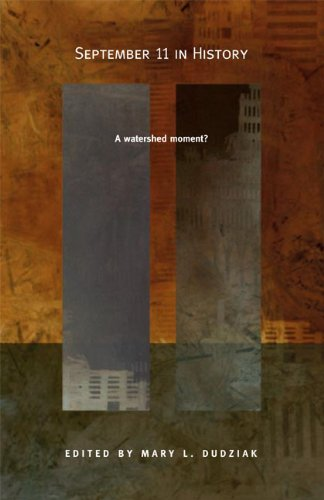 September 11 in History A Watershed Moment?  2003 edition cover