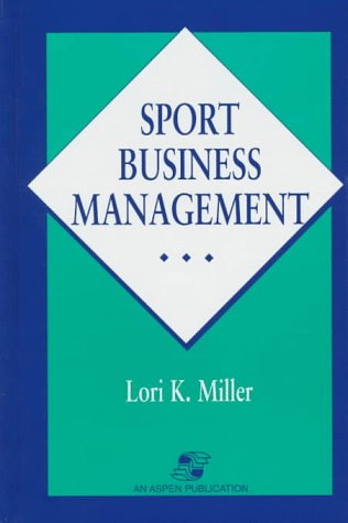 Sport Business Management   1997 edition cover