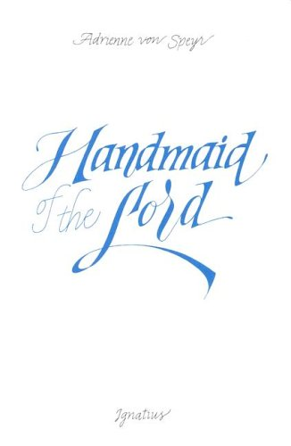 Handmaid of the Lord N/A edition cover