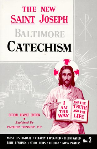 New Saint Joseph Baltimore Catechism Revised  edition cover