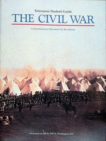 Civil War Telecourse  Student Manual, Study Guide, etc. 9780939009428 Front Cover