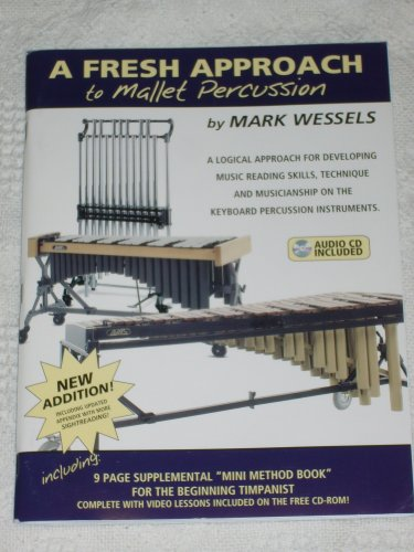 FRESH APPR.TO MALLET PERCUSSIO N/A edition cover