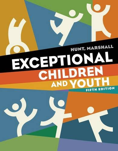 Exceptional Children and Youth  5th 2013 9781111833428 Front Cover