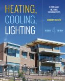 Heating, Cooling, Lighting Sustainable Design Methods for Architects 4th 2014 edition cover