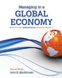 Managing in a Global Economy: Demystifying International Macroeconomics  2013 edition cover