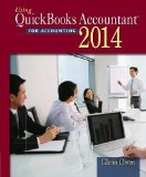 Using Quickbooks Accountant 2014:  13th 2014 edition cover