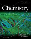 Chemistry + Owlv2 With Mindtap Reader, 4 Terms 24 Months Printed Access Card:   2013 9781285716428 Front Cover