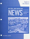 Writing and Reporting News  8th 2016 edition cover