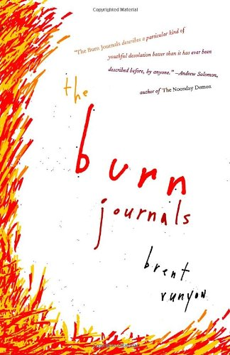 Burn Journals   2005 edition cover