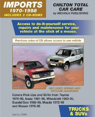 Import - Trucks and Suvs, 1970-1998   2002 9781401817428 Front Cover