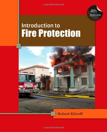Introduction to Fire Protection  4th 2012 edition cover