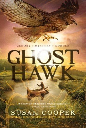 Ghost Hawk  N/A edition cover