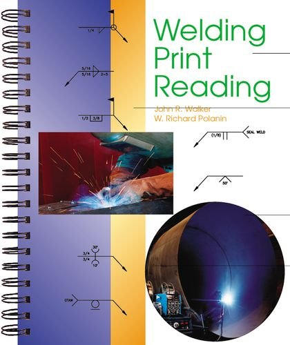 Welding Print Reading 5th 2007 edition cover