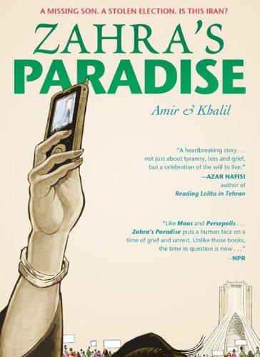Zahra's Paradise   2011 edition cover
