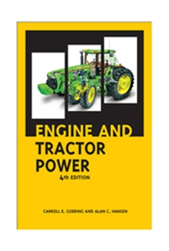 Engine and Tractor Power 4th 2004 edition cover