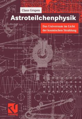 Astroteilchenphysik   2000 edition cover