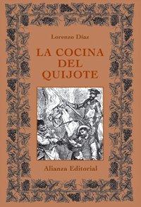 La cocina del Quijote/ The Cooking of Quijote  2003 edition cover