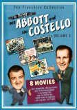 The Best of Abbott & Costello, Vol. 3 (Abbott & Costello Go to Mars / Abbott & Costello in the Foreign Legion / Abbott & Costello Meet Frankenstein / Abbott & Costello Meet the Invisible Man / Abbott & Costello Meet the Killer / Comin' Round the Mountain  System.Collections.Generic.List`1[System.String] artwork