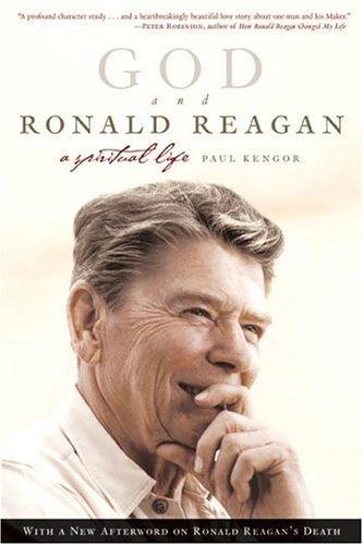 God and Ronald Reagan A Spiritual Life  2004 edition cover